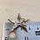 Thumbnail: Christmas star stud earrings,