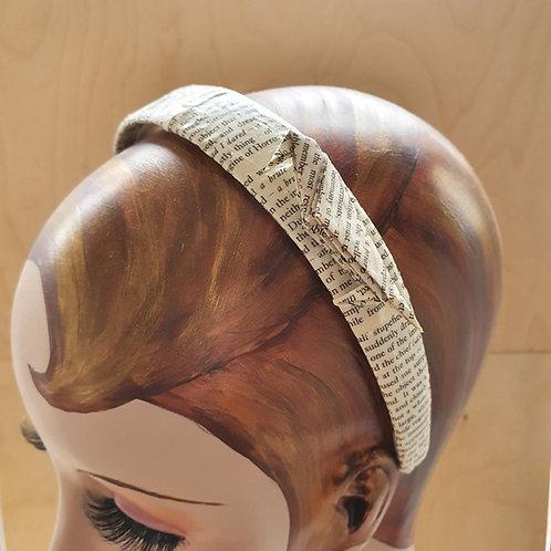 Edgar Allan Poe raven headband