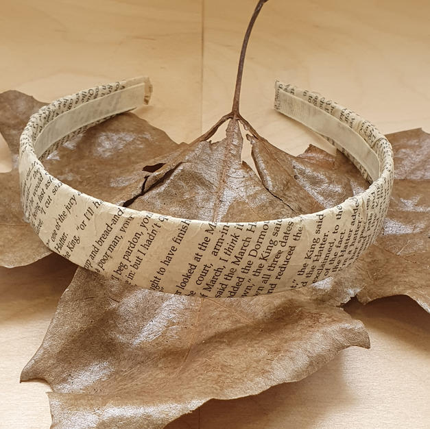 Book head band