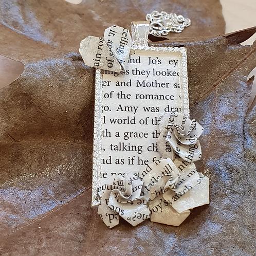 Little Women pendant for mother