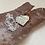 Thumbnail: Austen, Bronte or Alcott heart pendant