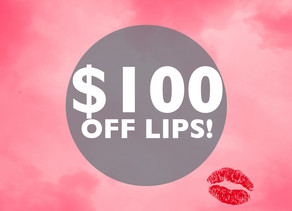 Valentines Lips Special! 💋✨