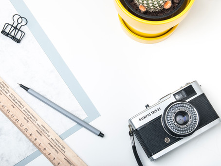 'How To Photograph Your Own Work' Photography Course