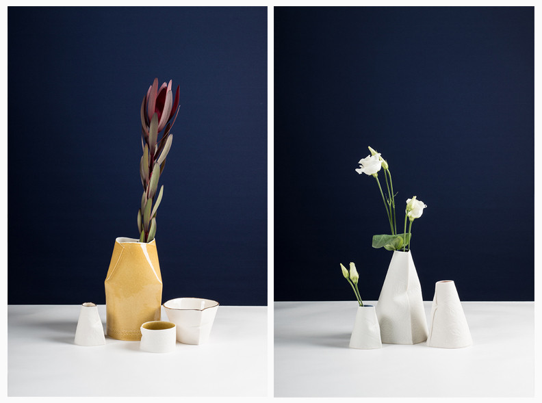 Louise Hall Ceramics & Diana Oliveira Photography