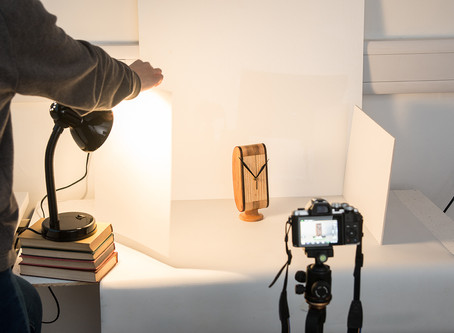 Product Photography Tip 03/07