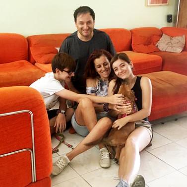 Rosie's family!