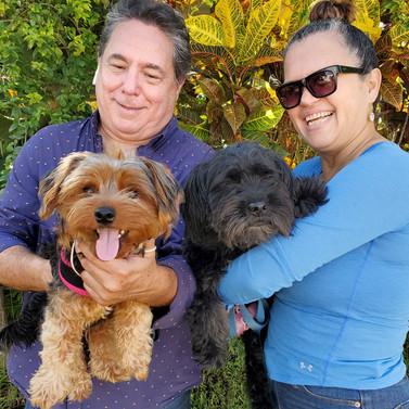 Lulu & Rocky's Fam
