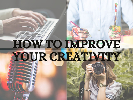 How to Boost Creativity? 5 Awesome Tips to Improve Creativity