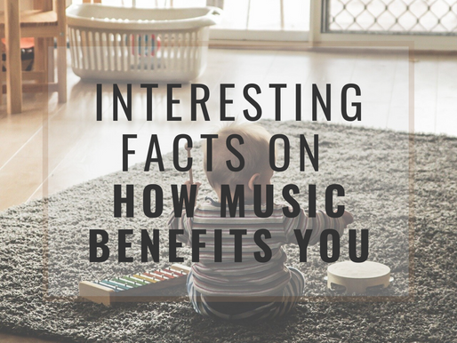 Interesting Facts on How Music Benefits your Brain - Music and You