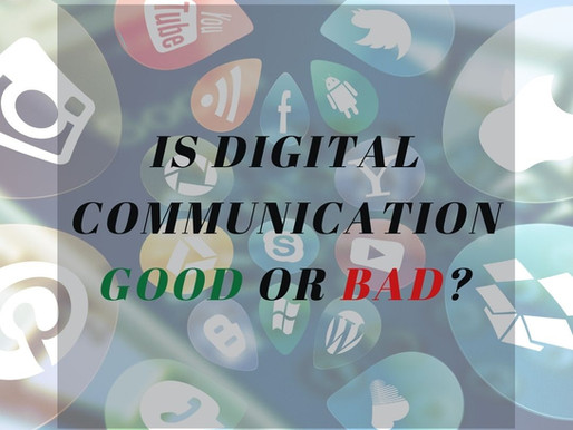 Why Digital Communication is Important - Personal, Corporate, and Education