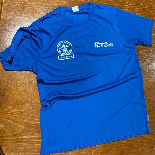 DWMRT Tech T-Shirt - Old Style