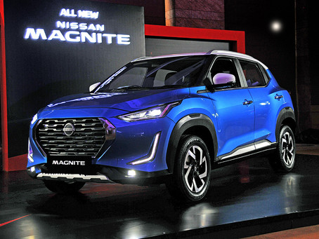 NISSAN MAGNITE IS UPTO THE SEGMENT OR NOT?