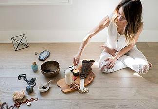 Werkwijze energetische huisreiniging medium Joyce Romkes