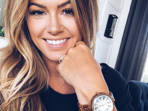 MY FAVORITE SUMMER ACCESSORY | 3 THINGS I LOVE ABOUT MY JORD WOODEN WATCH