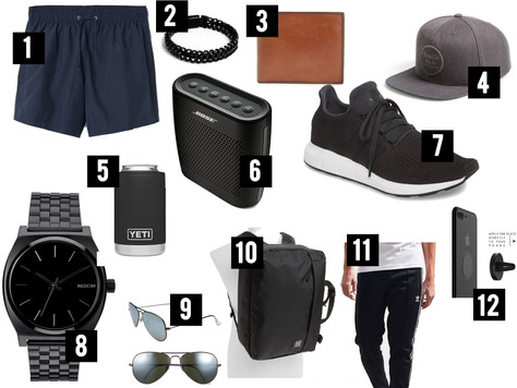 TOP 12 FATHER'S DAY GIFTS 2018