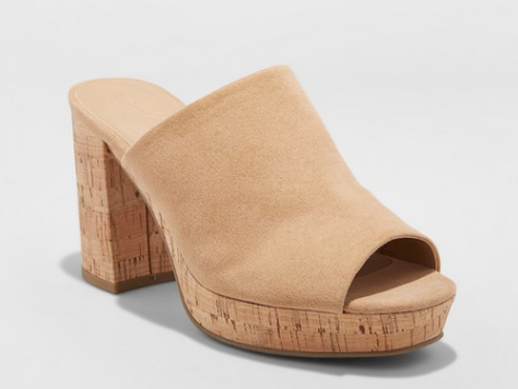 NEUTRAL SANDALS FOR LESS THAN $35