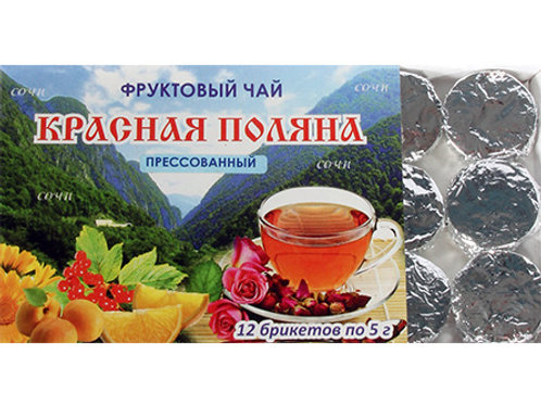 Tea and herbs mix