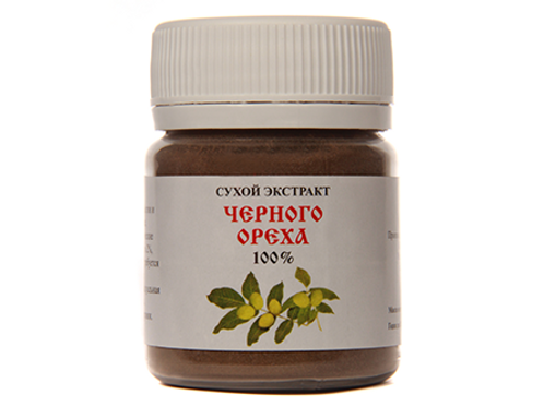 Black Walnut Dry Extract 100%