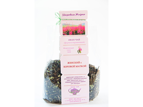 Willow-herb for women with Orthilia