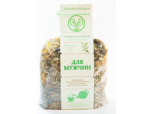 Herbal composition for men