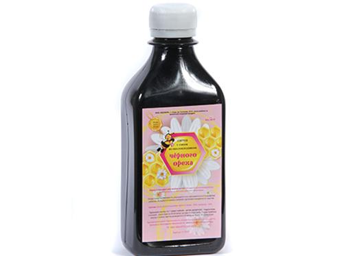 Black Walnut syrup 265 ml
