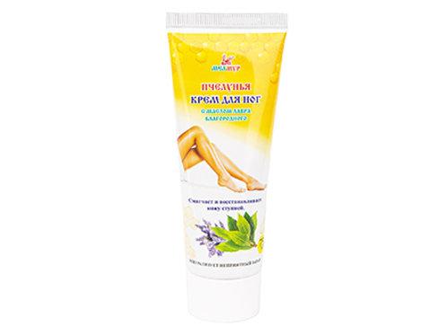 Foot cream with Bay Laurel