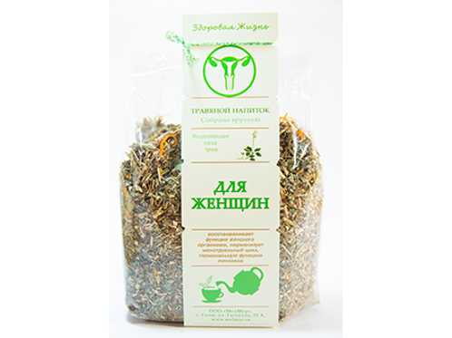 Herbal composition for women