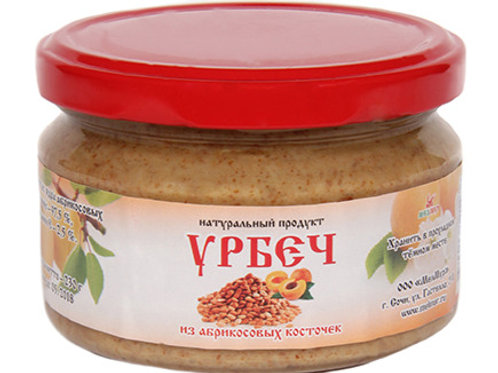 Apricot kernel butter