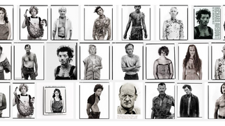 Richard Avedon's 'In the American West'