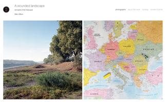 Marc Wilson Portfolio - A Wounded Landscape
