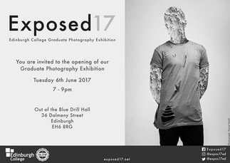 EXPOSED 17 - Graduate Exhibition