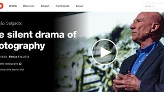 Sebastiao Salgado on TED Talks