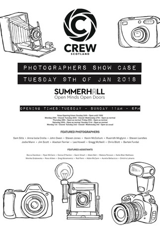 Crew Scotland  - Photographers Showcase