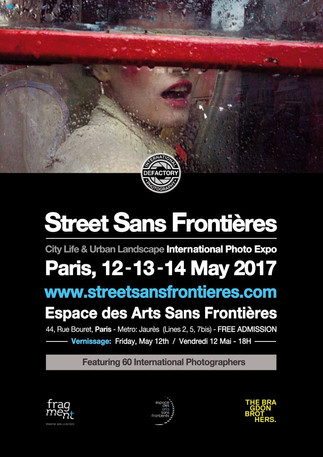 Street Sans Frontières Exhibition - The Bragdon Brothers