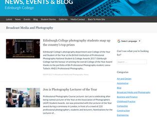 Edinburgh College Blog