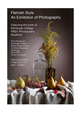 Flemish Style - An Exhibition of Photography