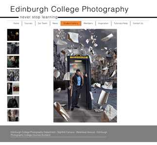 The Student Gallery Is Live