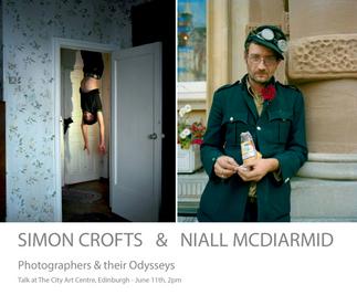 Simon Crofts & Niall McDiarmid