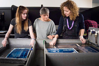 Cyanotype Workshop - Kate Soltan