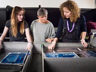 Cyanotype Workshop - Kate Soltan