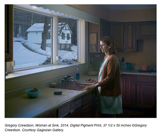 Gregory Crewdson - Cathedral of the Pines