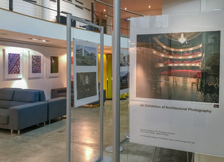 Exhibition of Architectural Photography
