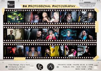 Free Range - BA Professional Photography