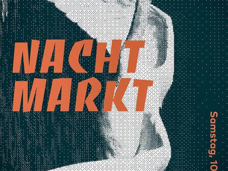 Nachtmarkt in der Schwanbar in Aarau