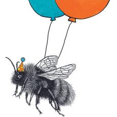 Bumblebee tag