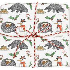 Christmas pangolins