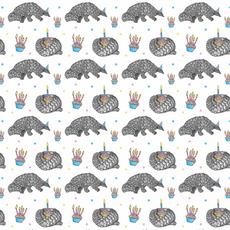 Pangolin pattern