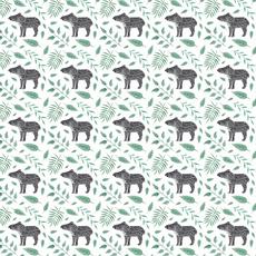Tapir pattern