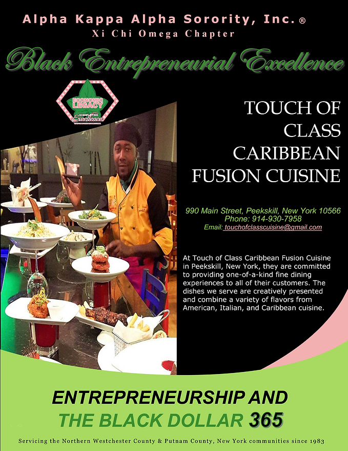 Black Entrepreneurial Excellence  Spotli