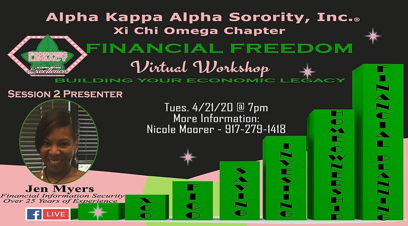 Final Financial Freedom WS - Jen Session